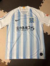Guangzhou R&F 2019 Home Soccer Jersey Football Shirt #7 Zahavi BNWT