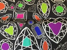 Anna Coroneo Bling Diamond Silk Scarf RRP £165