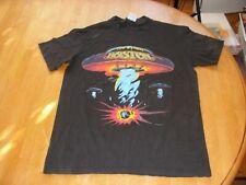BOSTON 1987 100% ORIGINAL VINTAGE concert tour t-shirt sz M US Tour