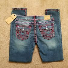 NWT True Religion girls Halle skinny refined Super T jeans, size 10