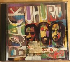 Black Uhuru - Strongg [CD, Mesa Records 1994]