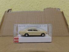 Busch 42012 Opel Record C Beige H0 1:87 NEU in OVP