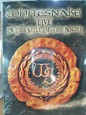 Whitesnake: Live in the Still of the Night - Sealed DVD Region 2