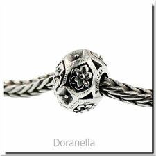 Authentic Trollbeads Sterling Silver 11302 Zanzibar :1