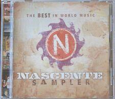 Nascente Sampler - The Best in World Music CD Neu OVP