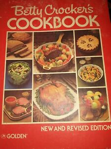 Betty Crocker's Cookbook: New and Revised Edition by Betty Crocker 1981 Vintage