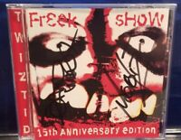 Twiztid - Freek Show CD 15th Anniversary Edition insane clown posse dark lotus