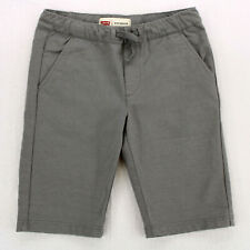LEVI'S KNIT JOGGER GRAY SHORTS YOUTH LARGE 152-158CM 12-13 YEARS