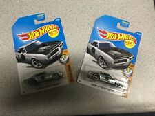 Hot Wheels 2017 Custom '67 Pontiac Firebird lot of 2