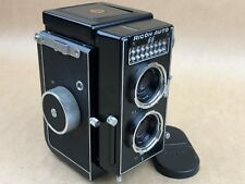 Ricoh Auto 66 TLR 120 Film Camera w/ riken 8cm f/3.5 the Rolleimagic Competitor