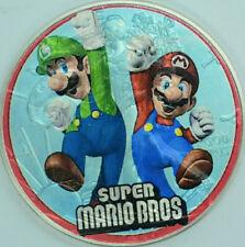 Super Mario - American Silver Eagle 1oz .999 Limited Edition Silver Dollar Coin
