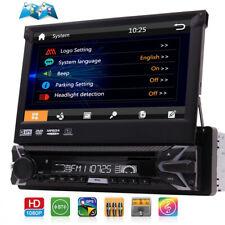 """7"""" AUTORADIO MIT NAVIGATION NAVI GPS BLUETOOTH RÜCKFAHRKAMERA USB SD FM MP5 1DIN"""