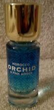 Bath And Bodyworks Morocco Orchid & Pink Amber eau de Parfum Spray Travel Purse