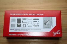 Herpa 084819 - 1/87 Volvo FH Flachdach, ohne Windleitblech Inhalt: 2 Stück
