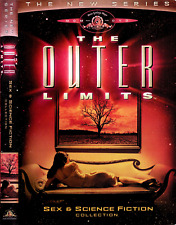 Outer Limits episodes on Dvd; 3rd one Free! Science fiction Tv New series