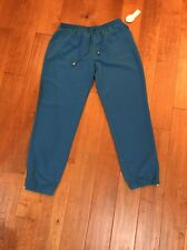 NWT Women's Star Style Blue Pants. Size Large