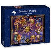 ZODIAC MONTAGE - 1000 Piece Jigsaw Puzzle,