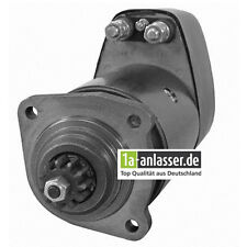 ANLASSER VOLVO PENTA MD100A THD100A  TMD100A (MASSEISOLIERT) 24V 5,4KW  11Z  NEU