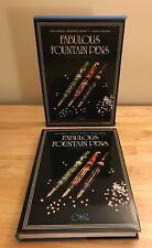 'Fabulous Fountain Pens' 800 Collectibles 1884-1990' Maggi Negretti Nencini