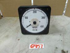 Eaton Crompton AC Ammeter 007-05FA-LSSC-C7-SM 0-400 Amps (New)