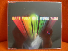 CD – DAFT PUNK: ONE MORE TIME X 3 – SLIM CASE – TECHNO TRIP HOP FRENCH TOUCH