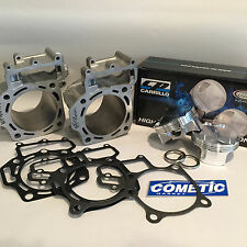 Brute Force Teryx 750 KVF750 90mm 840 CP Big Bore Cylinders Top End Rebuild Kit