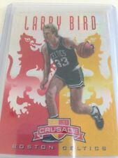 Panini Larry Bird Basketball Trading Cards