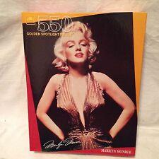 Marilyn Monroe Puzzle 550 Pieces Golden Spotlight Sealed NIB Jigsaw