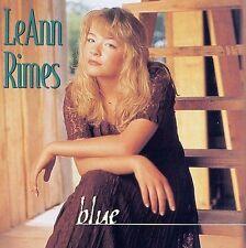 Blue by LeAnn Rimes (CD, Jul-1996, Curb)