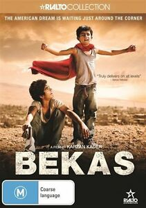Bekas DVD Foreign FILM MOVIE Kurdish with English Subtitles