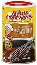 TONY CHACHERE'S INSTANT CREOLE ROUX MIX 10 OUNCE FREE RECIPE stews gravy gumbo
