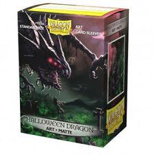 Dragon Shield Sleeves Matte Art Halloween Dragon Box 100 Limited 2020 exclusive