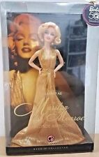 BARBIE MARILYN MONROE NRFB - PINK LABEL new model muse doll collection Mattel