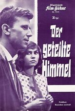 DER GETEILTE HIMMEL (1964) * with multiple, switchable subtitles *