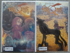 "FAIRY QUEST ""OUTCASTS"" #1-2 SET..HUMBERTO RAMOS..BOOM 2014 1ST PRINT..VFN+"