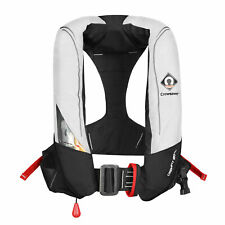 Crewsaver Crewfit 180N Pro Lifejacket - White - Automatic & Harness