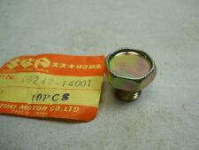 Suzuki NOS DR100, GN125, GR650, GSF1200, GSX-R1100, Plug, # 09247-14001   S-109