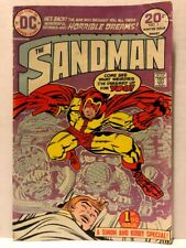 The Sandman #1 Purple Variant - Bronze Age Key - Low Grade