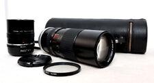 FUJIFILM FUJI FX X-Mount DSLR Fit 75mm 260mm 780mm Lente de zoom X-T1 X-E2 X-Pro1