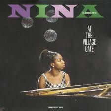 NINA SIMONE Live At The Village Gate LP 180 Gram Colored Vinyl Album JAZZ RECORD