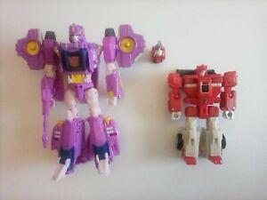 Rodimus Prime, Nautica, Fastclash - Transformers Titans Return - Hasbro Toys