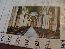Orig>Vint>post card<1930 ST JAMES CATHEDRAL, MONTREAL,