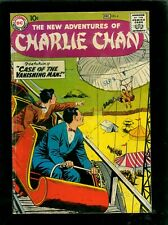 New Adventures of Charlie Chan 4 VG 4.0