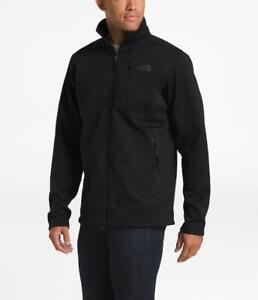 New Mens The North Face Apex Risor Softshell Jacket Coat Top Black Red Blue