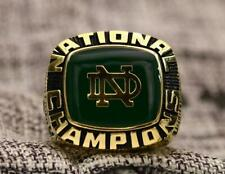 NCAA 1977 Notre Dame Fighting Irish National Championship Copper Ring 8-14Size