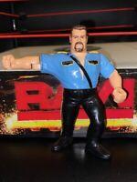 WWF HASBRO THE BIG BOSS MAN WRESTLING FIGURE SERIES 3 - WWE