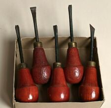 Palm Wood Carving Tool Set 5Pc