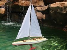 """Ready To Run Remote Control Ranger 45"""" Limited Sailboat free shipping last one"""