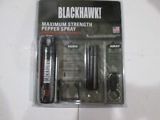 Blackhawk Maximum Strength Pepper Spray for Home & Away 2 diff Sizes NEW SEALED