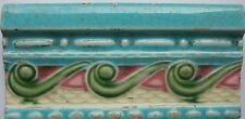 Art deco Made in Japan  Ceramic Tile border old circa 1930 or earlier. Vintage